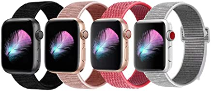 HILIMNY Compatible for Apple Watch Band 38mm 40mm 42mm...