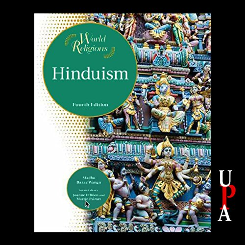 Hinduism audiobook cover art