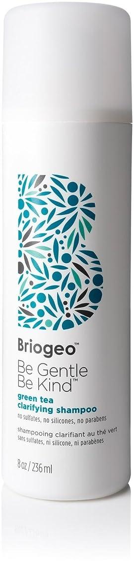 静かにモート以来Briogeo - Be Gentle, Be Kind Green Tea Clarifying Shampoo (8 oz.) [並行輸入品]