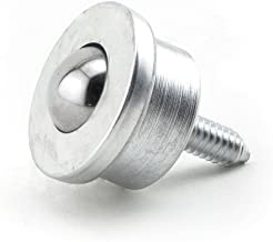 Hudson Bearings SMBT-5/8 Stud Mounted Machined Ball Transfer, Carbon Steel, 5/8
