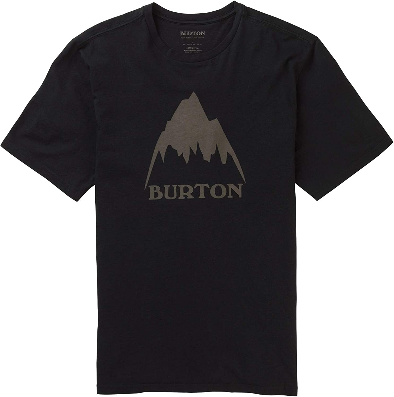 Burton Classic Mountain T-Shirt Import Super sale period limited High Mens