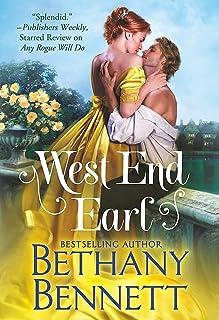West End Earl (Misfits of Mayfair, 2)