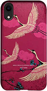 Macmerise IPCIXRPCR3958 Flying flamingoes - Pro Case for iPhone XR - Multicolor (Pack of1)