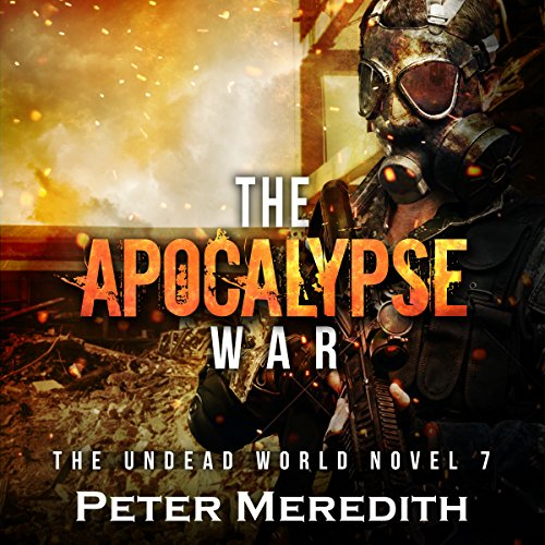 The Apocalypse War audiobook cover art