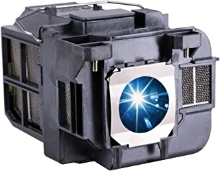 EWO'S ELP75 Replacement Projector Lamp for ELPLP75/V13H010L75 Epson Powerlite 1940W 1945W 1955 1960 1965 1950 Projector La...
