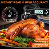 Zoom IMG-1 cocoda termometro cucina digitale lettura