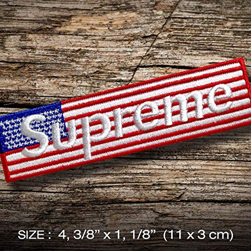 Supreme T Sports Racing Street Extreme parche