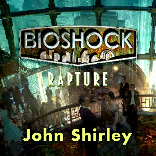 Bioshock: Rapture audiobook cover art