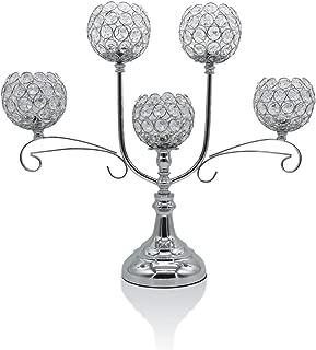 Best wedding decor candelabra Reviews