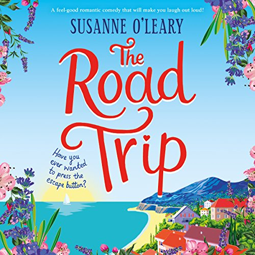 The Road Trip Audiobook By Susanne O'Leary cover art