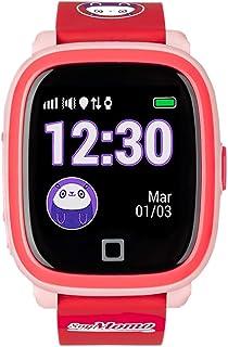 SoyMomo H2O Reloj Inteligente para Niños con GPS y Botón SOS, Móvil para niños con Ranura para SIM Que Permite Llamadas y ...