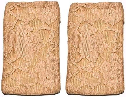 Braza Secret Bra Stash - Beige 2 Pieces,One Size