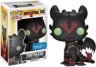 Funko POP! Movies: How To Train Your Dragon 2 - Toothless #100 Walmart Exclusive