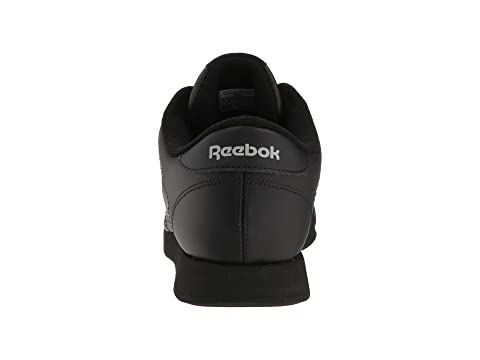 Leather Reebok Princess Reebok Lifestyle Princess Lifestyle Leather BlackWhite qrYApq