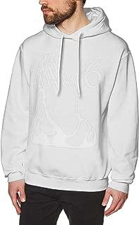 Mens Fashion Jogging Hoodie Printed with 6 Pray Hands OVO Drake Owl