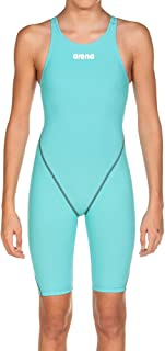 Arena Powerskin ST 2.0 Girl's Open Back Youth Racing Swimsuit