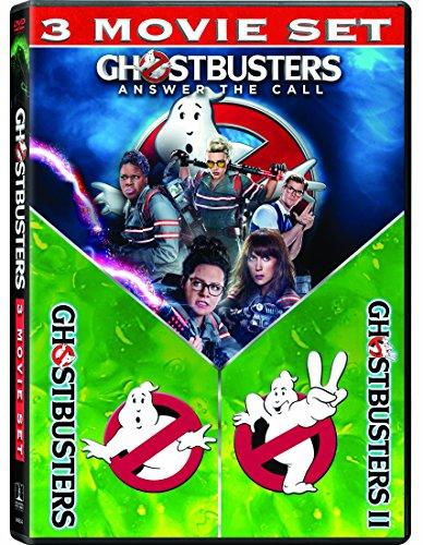 Ghostbusters Triple Movie Set DVD