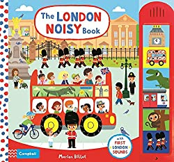 childrens books about london