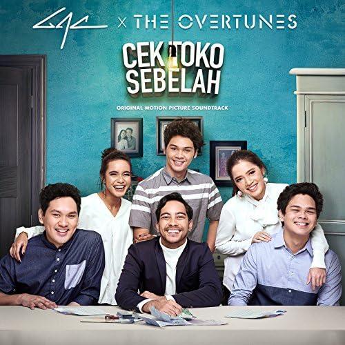 TheOvertunes & GAC (Gamaliél Audrey Cantika)