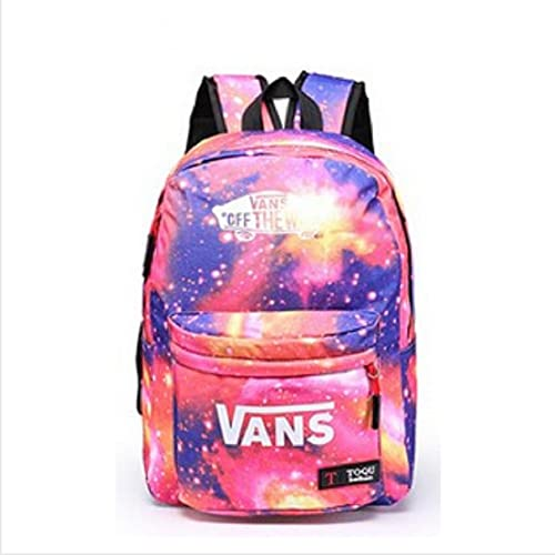 School Youth Trend Schoolbag New Ladies Females Mans Shoulder Bag Backpack Vans Escolar Bolsas Mochila Us