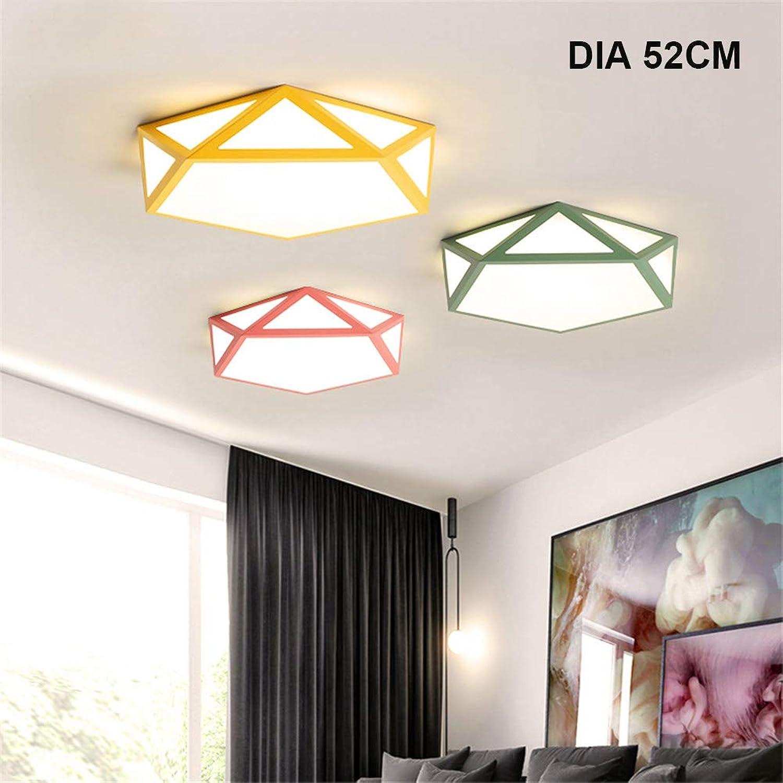 SHELLTB Plafonnier LED Moderne Dimmable LED Plafonnier encastrable Mavoitureon,blanc,Coolblanc
