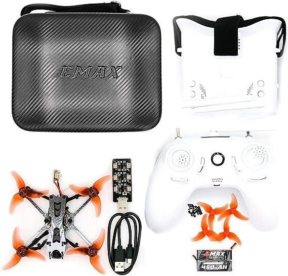 Emax Tinyhawk II Freestyle RC FPV Racing Drone Runcam Nano 2 Camera 200mW VTX