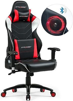 Amazon.com: Large Size Computer Gaming Chair Ergomonic ...