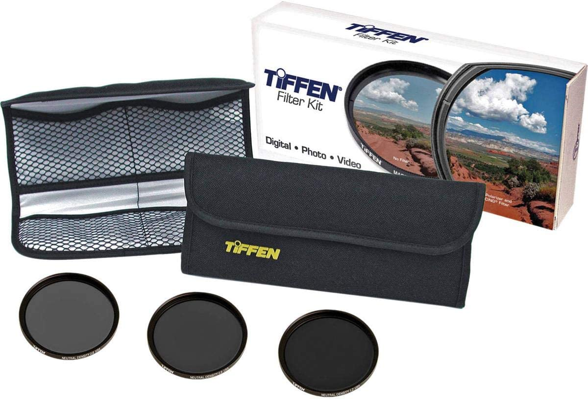 Ranking TOP16 Tiffen 58mm Digital Neutral Density Filter 0.6 Kit 0.9 ND 1.2 Ranking TOP14