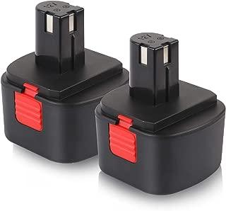 12V Grease Gun Battery for Lincoln, Girapow 3.0Ah Ni-Mh Real Capacity Replacement Batteries for Lincoln 1200 1201 1240 1242 1244 218-787 LIN-1201 LIN-1200 LIN-1240 LIN-1242