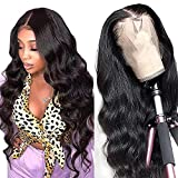 Body Wave Lace Front Wigs Human Hair for Black Women13×4 Lace Frontal Wigs Human HairPre PluckedWith Baby Hair 150% DensityNatural Hairlinevirgin Brazilian Wigs HAIREASON Wigs 18 inch