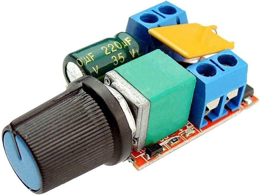 New Max 72% OFF Fort Worth Mall Perfect 1pcs Mini DC Motor PWM 3V 12V Speed 24 6V Controller