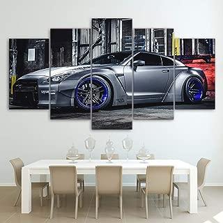 Best gtr canvas wall art Reviews