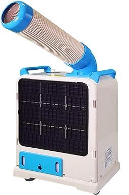 Uninex SAC1800 Indoor/Outdoor KOOLZONE Mobile Spot Cooler, Industrial Grade, Certified, 6,293-BTU 9.55-CER, R410A Refrigerant
