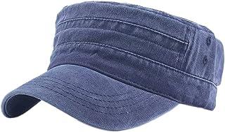 66a118bf152f Amazon.es: gorras planas - Azul