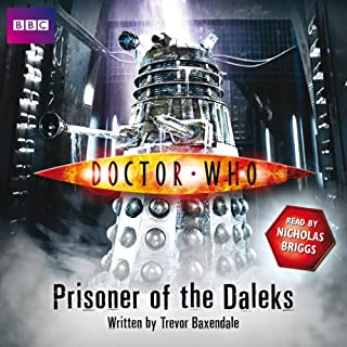 Doctor Who: Prisoner of the Daleks cover art