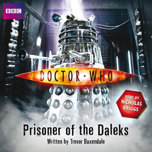 『Doctor Who: Prisoner of the Daleks』のカバーアート