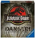 Ravensburger 269884 Jurassic Park Danger, Juego de Mesa, 2-5 Jugadores, Edad Recomendada 10+, Juegos de Mesa Familiares