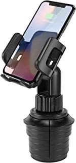 Cellet Cupholder Phone Holder for Car, Automobile Cradle, Universal Cup Holder Phone Mount for iPhone Galaxy Android Phones - (6 inch Neck)