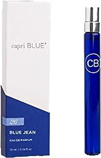 capri blue blue jean perfume