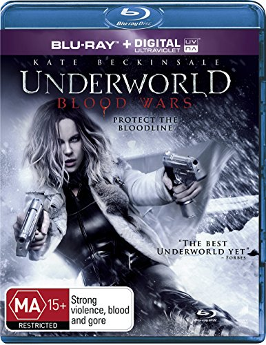 Underworld: Blood Wars [Blu-ray] [Region A & B & C]