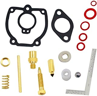 iFJF Carburetor Repair Kit for IH International Harvester and Farmall M MV MTA O6 W9 WR9 300 350 400 450 460 544 560 656 660 706 756 766 806 2544 Super H Super M Tractor 0236821 BK12V 47387DB 50983DB