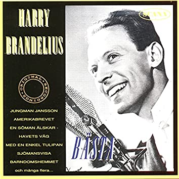 Bästa: Harry Brandelius