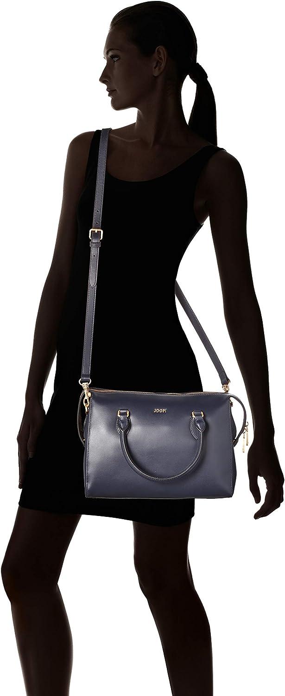 Joop! Nausica Neda Handbag Shz, Sac porté main Bleu (Darkblue)