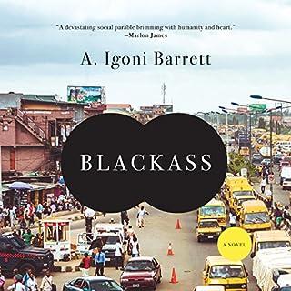 Blackass cover art
