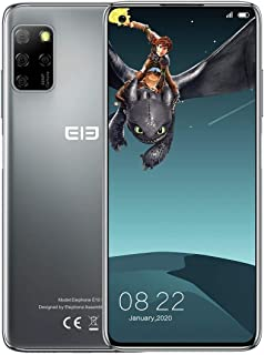 SHIHUI Cellphone E10 Pro / E2021, 48MP Camera, 4GB+128GB, Quad Back Cameras, Fingerprint Identification, 6.55 inch Punch-hole Screen Android 10.0 MTK6762D Octa Core up to 1.8GHz, Network: 4G, OTG, NFC