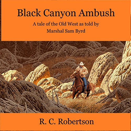 Black Canyon Ambush audiobook cover art