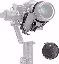 Zhiyun Crane 2 Servo Follow Focus Supports Real Time Focus with Zhiyun Crane 2 for All DSLR and Mirroless Cameras Canon Nikon Sony Panasonic (Zhiyun CMF-01)