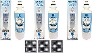 kenmore refrigerator model 106 dimensions
