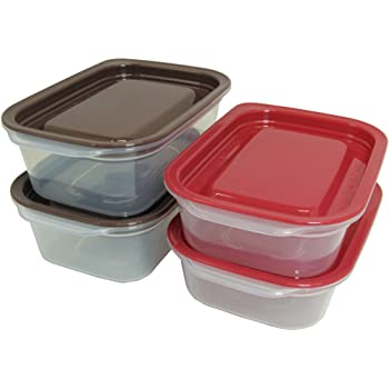 タニタ 保存容器 レンジ対応 ごはん 100g/140g KH-003 BR タニタ食堂おすすめ