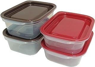 タニタ 保存容器 レンジ対応 KH-003 BR タニタ食堂